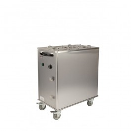 Pantheon MPD2 Mobile Heated Plate Dispenser
