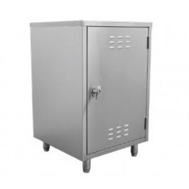 Parry HCCOSHS900 Single Door COSHH Cupboard - H900mm