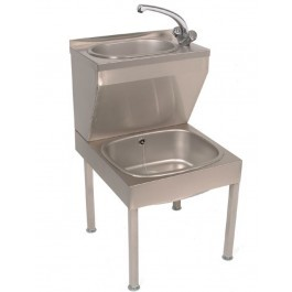 Parry JANUNIT Janitorial Sink in Stainless Steel