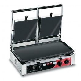 Sirman PD LL-LL T Large Double Flat Top & Bottom Panini Grill
