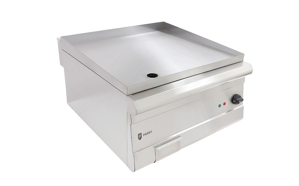 Parry PG6 Counter Top Electric Griddle with Polished Steel Plate
