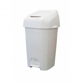 P+L Systems NB60W Nappy Bin in White Yellow or Grey