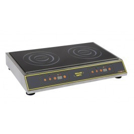 Roller Grill PID30 High Performance Dual Zone Induction Hob