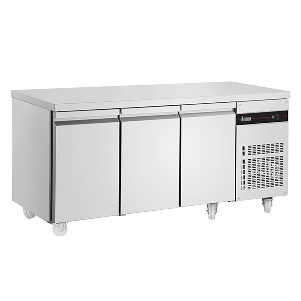 Inomak PN999-HC Gastronorm 1/1 Counter with 3 Doors - 429 Litres