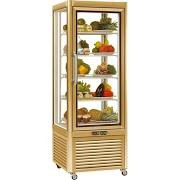 Tecfrigo Prisma 400QG Gold Display Cabinet
