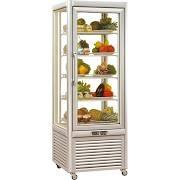 Tecfrigo Prisma 400QS Silver Display Cabinet