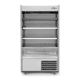 Williams R70-SCN Gem Stainless Steel Refrigerated Multideck with Nightblind