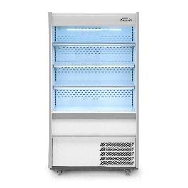 Williams R100-WCN Gem White Refrigerated Multideck with Nightblind