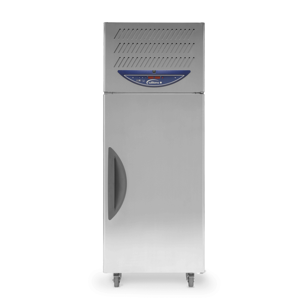 Williams WBCF50 Reach-In Undercounter GN 1/1 Blast Chiller Freezer - WBCF50-SS