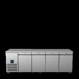 Williams HJC4-SA Jade Four Door Counter GN 1/1 Refrigerator