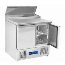 --- PRODIS EC-2PREP --- Compact Gastronorm 2 Door Prep Counter