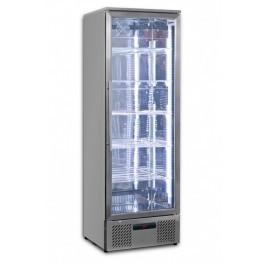 --- PRODIS NT10ST --- Hinged Single Door Upright Stainless Steel Bottle Cooler
