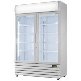 --- PRODIS XD1201 --- Double Glass Door Display RefrigeratorXD1200 Double Glass Door Display Refrigerator