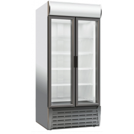 Prodis XD880 Double Door Upright Refrigerator with Forced Air Cooling