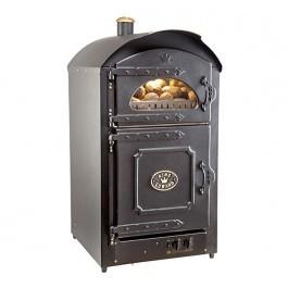 King Edward MJ2 Majesty Large Classic Black Potato Oven - Capacity 240