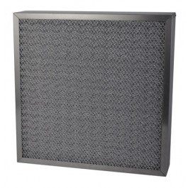 Galvanised Mesh Filter