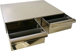 Maidaid Q907000B Double Knock out Drawer