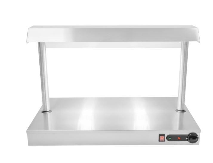Parry QLD2 Electric Quartz 2 Lamp Display Unit