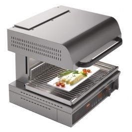 Hatco QTS-1 Rise and Fall Electric Salamander Grill