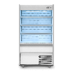 Williams R70-WCN Gem White Refrigerated Multideck with Nightblind