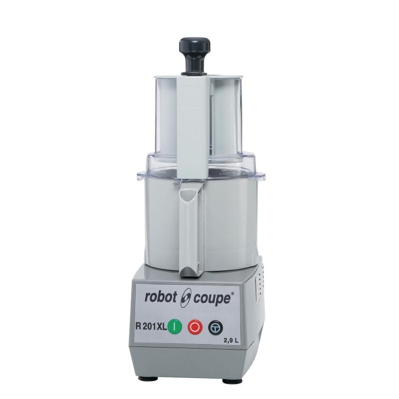Robot Coupe R201 XL Single Speed Bowl Cutter & Veg Prep