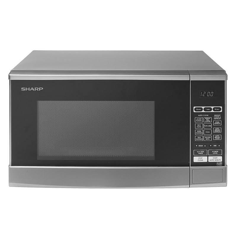 Sharp R270SLM Domestic Microwave Oven  1
