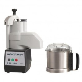 Robot Coupe R301 Ultra Single Speed Bowl Cutter & Veg Prep 3