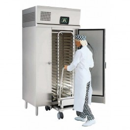 Foster RBCT20-60 Roll-In Blast Chiller Cabinet with Integral Refrigeration