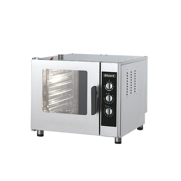 Blizzard RDA105E Small Combination Oven GN 1/1 with 4 Cooking Modes