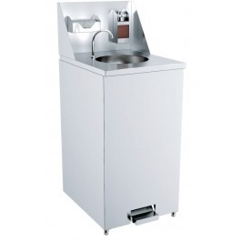 Rexmartins MHWS Mobile Cold Water Hand Wash Station