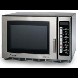 Amana RFS12TS Digital Control 1800W Medium Weight Microwave