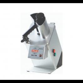 Hallde RG-100 Single Speed Veg Prep Machine - 400 Portions Per Day