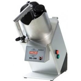 Hallde RG-200 Single Speed Veg Prep Machine - 700 Portions Per Day