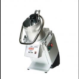Hallde RG-250 Single Speed Veg Prep Machine - 1000 Portions Per Day
