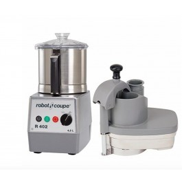 Robot Coupe R402 VV Variable Speed Bowl Cutter & Veg Prep - 2443