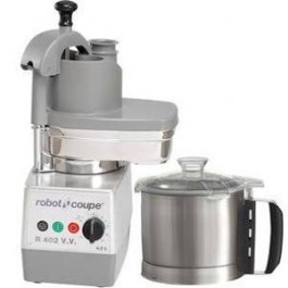 Robot Coupe R402 Dual Speed Bowl Cutter & Veg Prep - 2458, 2438