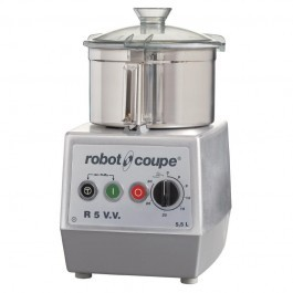 Robot Coupe R5 Plus 3 Phase Dual Speed Cutter Mixer - 24309