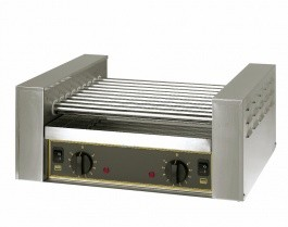 Roller Grill Rg9 Rolling Hot Dog Grill  s