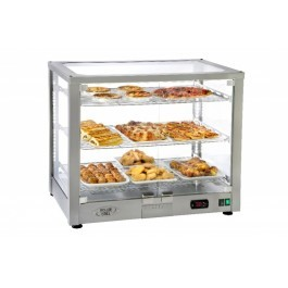 Roller Grill WD780 DI Large Panoramic Heated Display with Ventilation