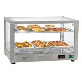 Roller Grill WD780 SI Small Panoramic Heated Display with Ventilation