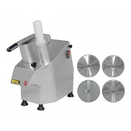 Buffalo S547 Continuous Vegetable Prep Machine with 4 Discs