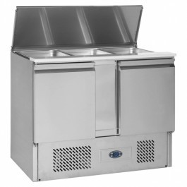Tefcold SA1045B Counters, Saladettes & Pizza Prep