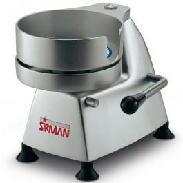 """Sirman SA150 6"""" Manual Burger Press - 150mm"""