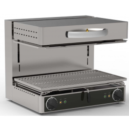Hobart Ecomax SAE561 Electric Salamander Grill with three fixed rack positions