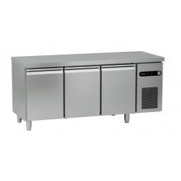 Hoshizaki Snowflake GII SCR-180DG-LRR-RRC-C1 Counter 3 Door Refrigerator