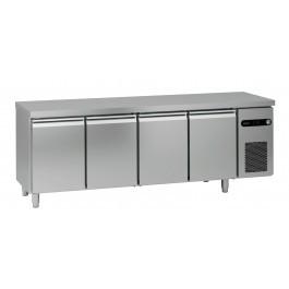 Hoshizaki Snowflake GII SCR-225DG-LLRR-RRC-C1 Counter 4 Door Refrigerator