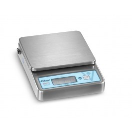 Edlund BRAVO BRVS-10 10lb Stainless Steel Scales with Clearshield Cover