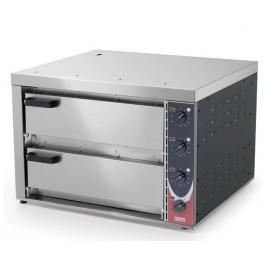 Sirman Vulcano 2C Twin Deck Pizza Oven