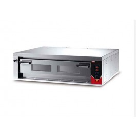 Sirman Vesuvio 105x105 Single Deck Pizza Oven