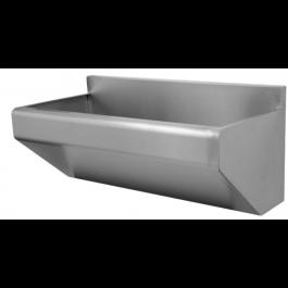 Parry SCRUB600 stainless steel scrub sink